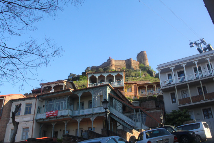 Georgia between myths and mountains, Tbilisi